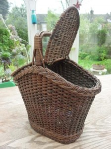 Outside basket