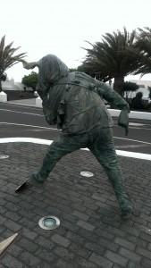 Lanzarote back
