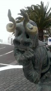 Lanzarote front